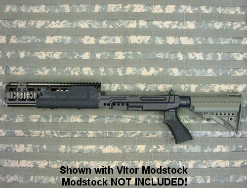 sage int u0026 39 l  m14 ebr stock with m4  m16 style receiver
