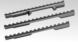 FN, Winchester, and Savage Scope Rails