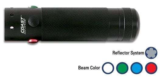 Tac Torch 4-Color Recon Light
