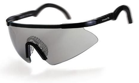 WILEY-X SABER SAFETY GLASSES CLEAR #303