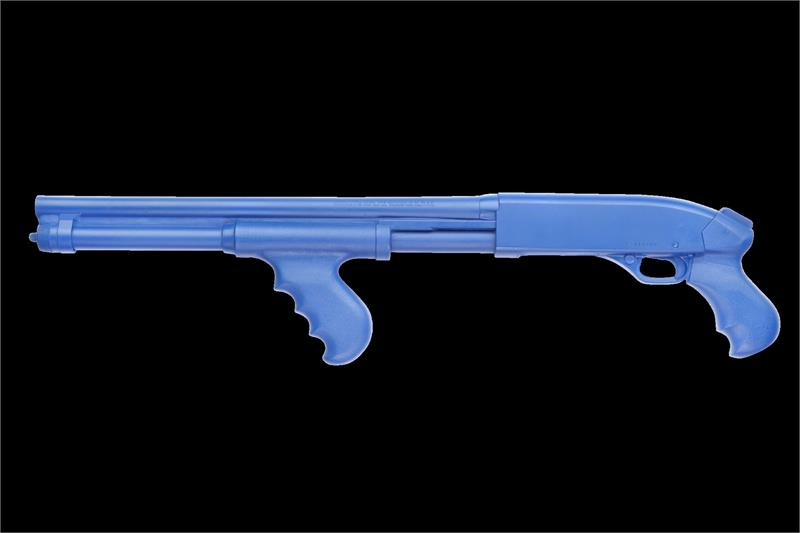 TRAINING BLUEGUN - LONG GUN, DEFENDER 12GA W/18