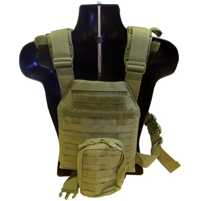 USTS Plate Carrier Kit