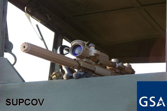 "Sr 25 For Sale >> M110 SASS Suppressor Cover 14.5"" Coyote Brown"