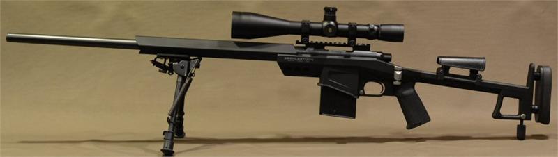 Eberlestock M11 Stealth Rifle Chassis