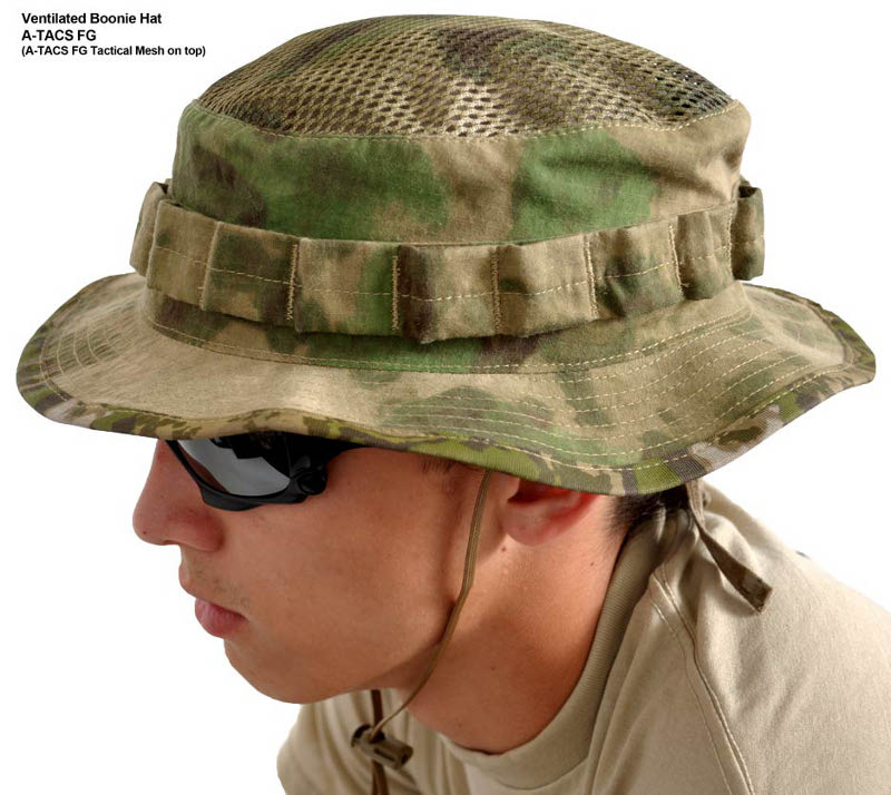 ff19632dfd2a3 Ventilated Boonie Hat
