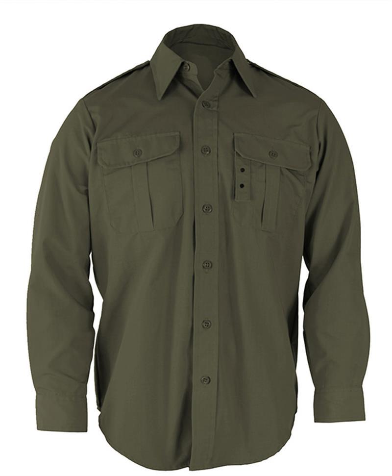 Tactical Dress Shirt Long Sleeve