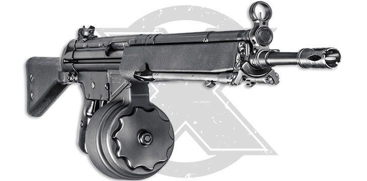 HK91 G3 .308 High Capacity Drum Magazine