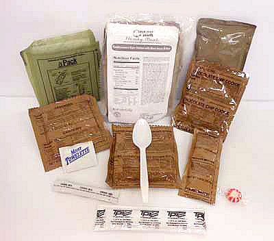 Ameriqual Apack Mre Meals With Heater Case