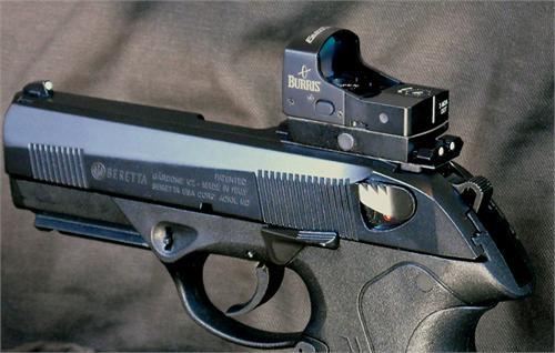 Sight Mount Gunsight Beretta Px4