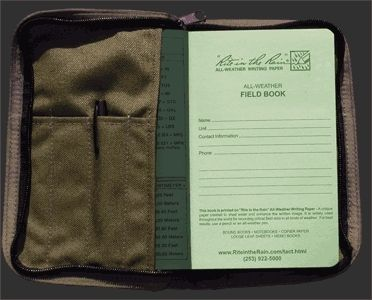 980-KIT (Field Book, Pen, Cover)
