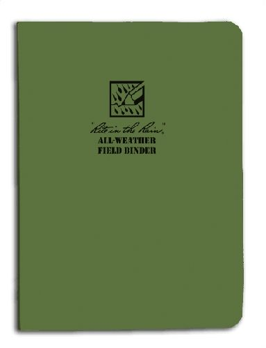 Tactical Field Ring Binder